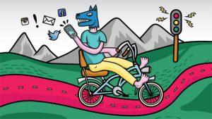 fietsmodus